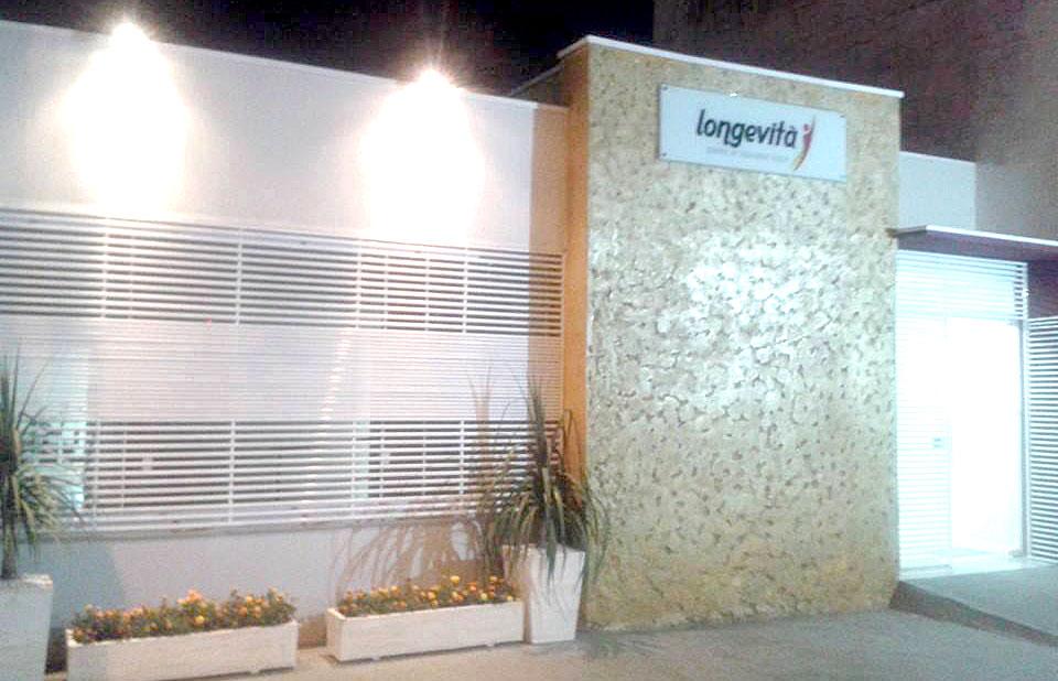 Fachada Longevita